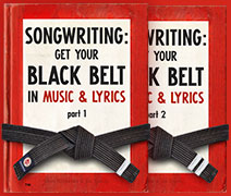 Black Belt Songwriting