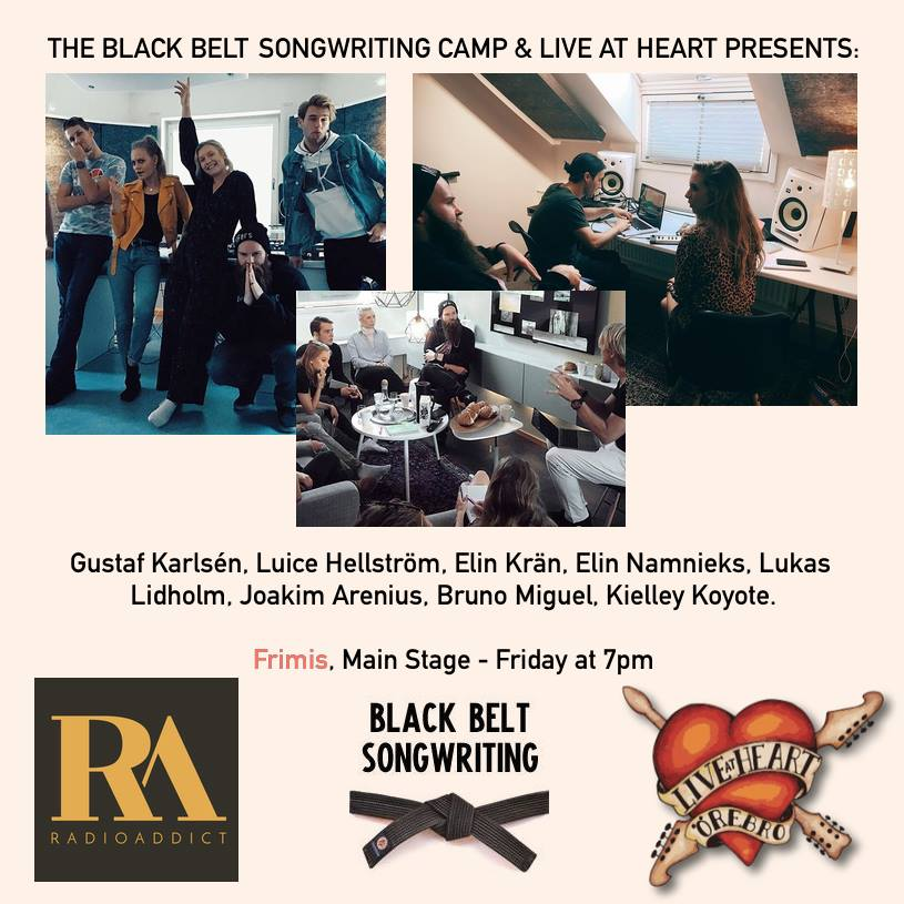 Black Belt Camp at Live@Heart